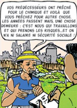 BD - Histoires sahéliennes : Episode 2 Rufisque  (Sénégal) GRDR, CCFD Terre Solidaire, AVI, 2021